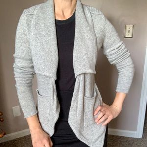 Wool open cardigan by Banana republic xs like new